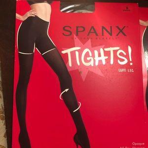 Brand new bittersweet spanx tights size B